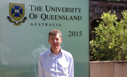 UQ's cervical cancer hero needs your vote